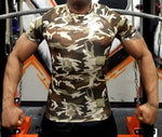 Men's Compression Layer Caamo T-shirt
