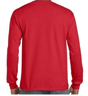 Men's Ultra Cotton Long Sleeve Jersey