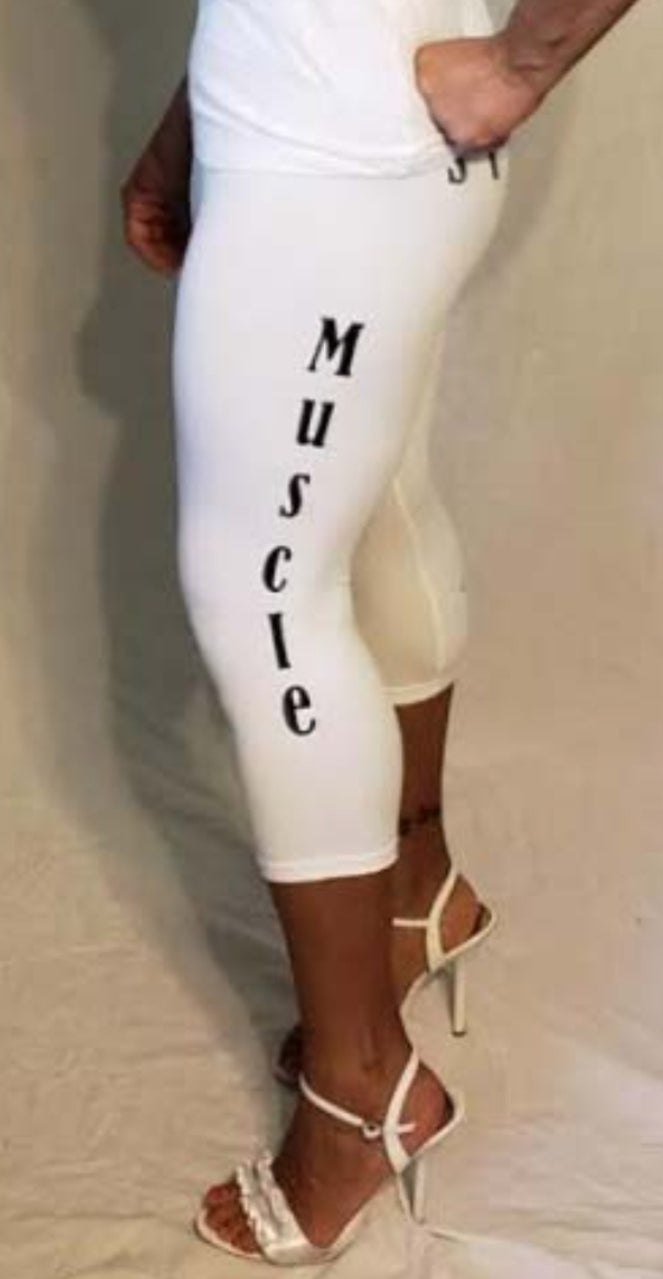 "Women's Capri Muscle ""Stretch"" & Fitness"