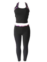 Women's Workout Set 3/4 Top
