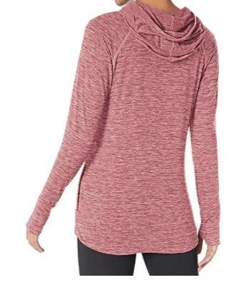 Women's Pullover Stretch Hoodie