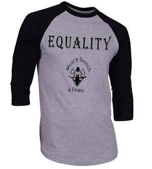 "Men's 3/4 Sleeve ""Equality"" Shirt"