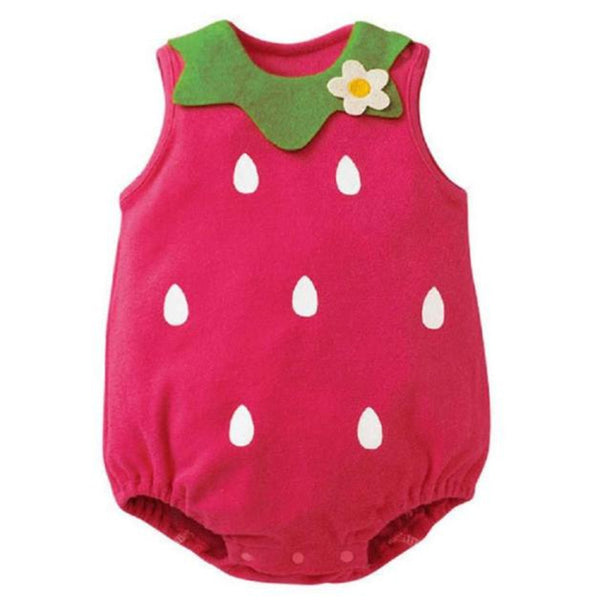 Cute Newborn Baby Jumpsuit
