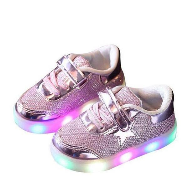 Casual Luminous Baby Shoes