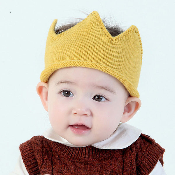 King Great Crown Baby Hat