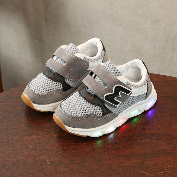 Light Up LED Baby Shoes