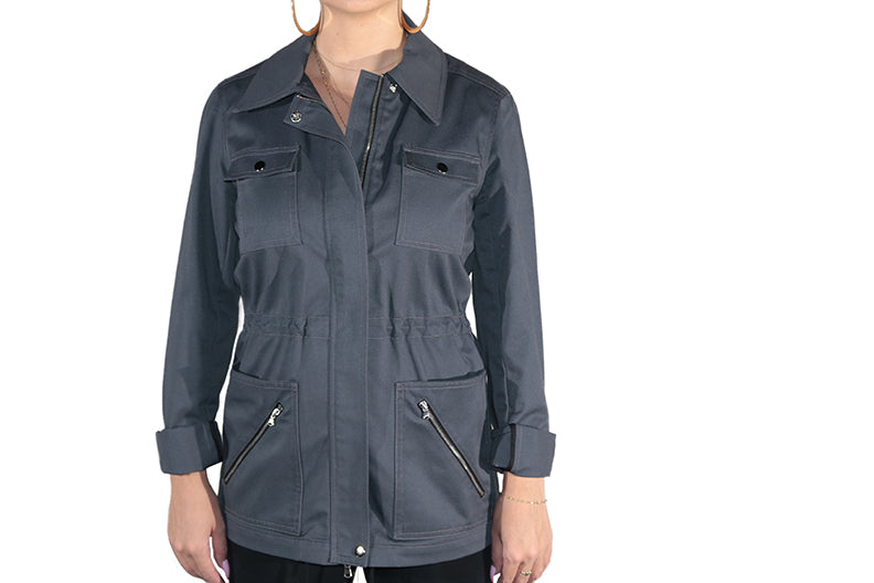 Nancy Military Jacket
