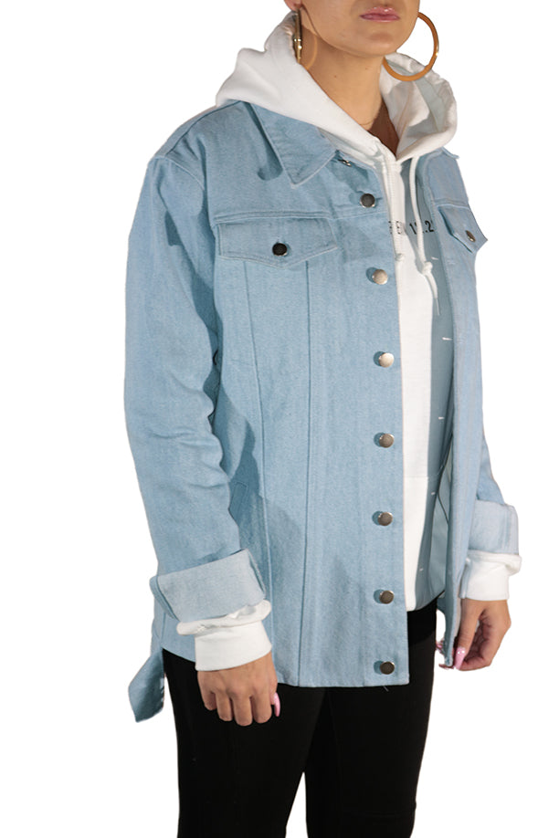 SIA DENIM JACKET