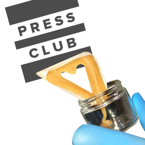 THE PRESS CLUB HOW TO MAKE LIVE ROSIN