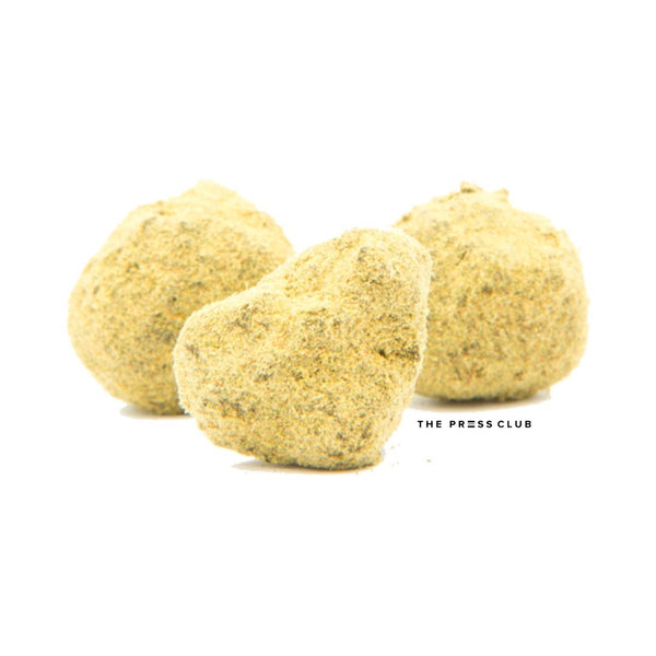 THE PRESS CLUB HOW TO MAKE MOON ROCKS WITH ROSIN