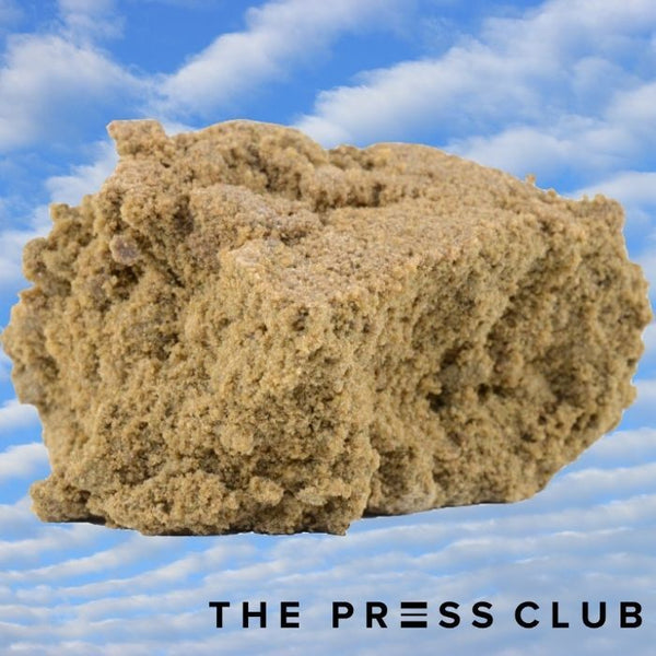 THE PRESS CLUB WHAT IS BUBBLE HASH