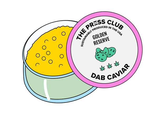 THE PRESS CLUB WHAT IS ROSIN SAUCE