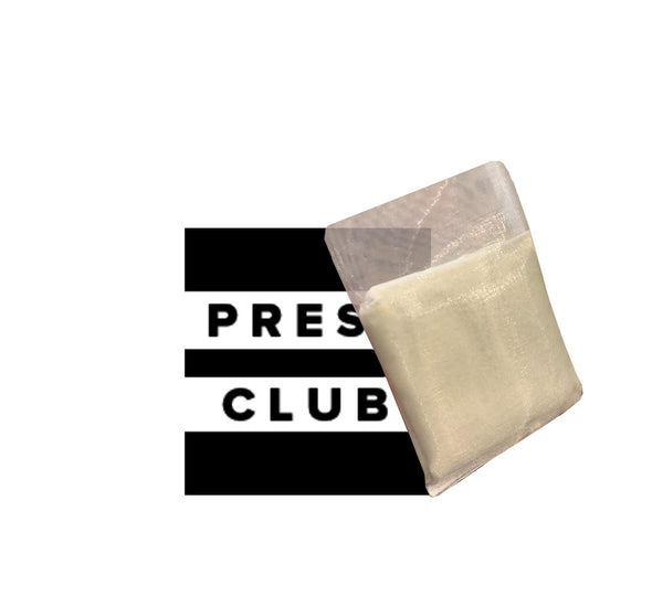THE PRESS CLUB WHY AND HOW TO DOUBLE BAG ROSIN BAGS