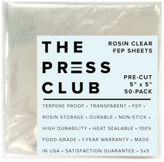The Press Club FEP Sheets