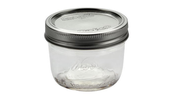 The Press Club Glass Jar Rosin Storage