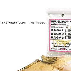 The Press Club How To Use Rosin Chips