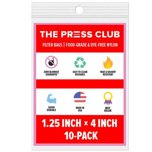 "1.25"" x 4"" BAGS"