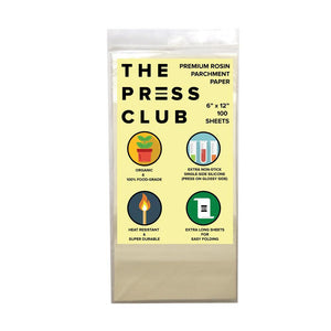 "6"" x 12"" PARCHMENT - The Press Club"