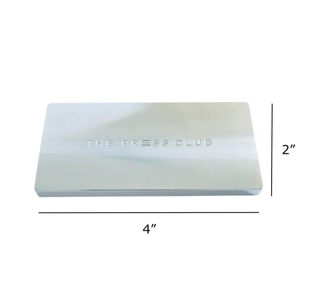 "2"" x 4"" COLD PLATE"