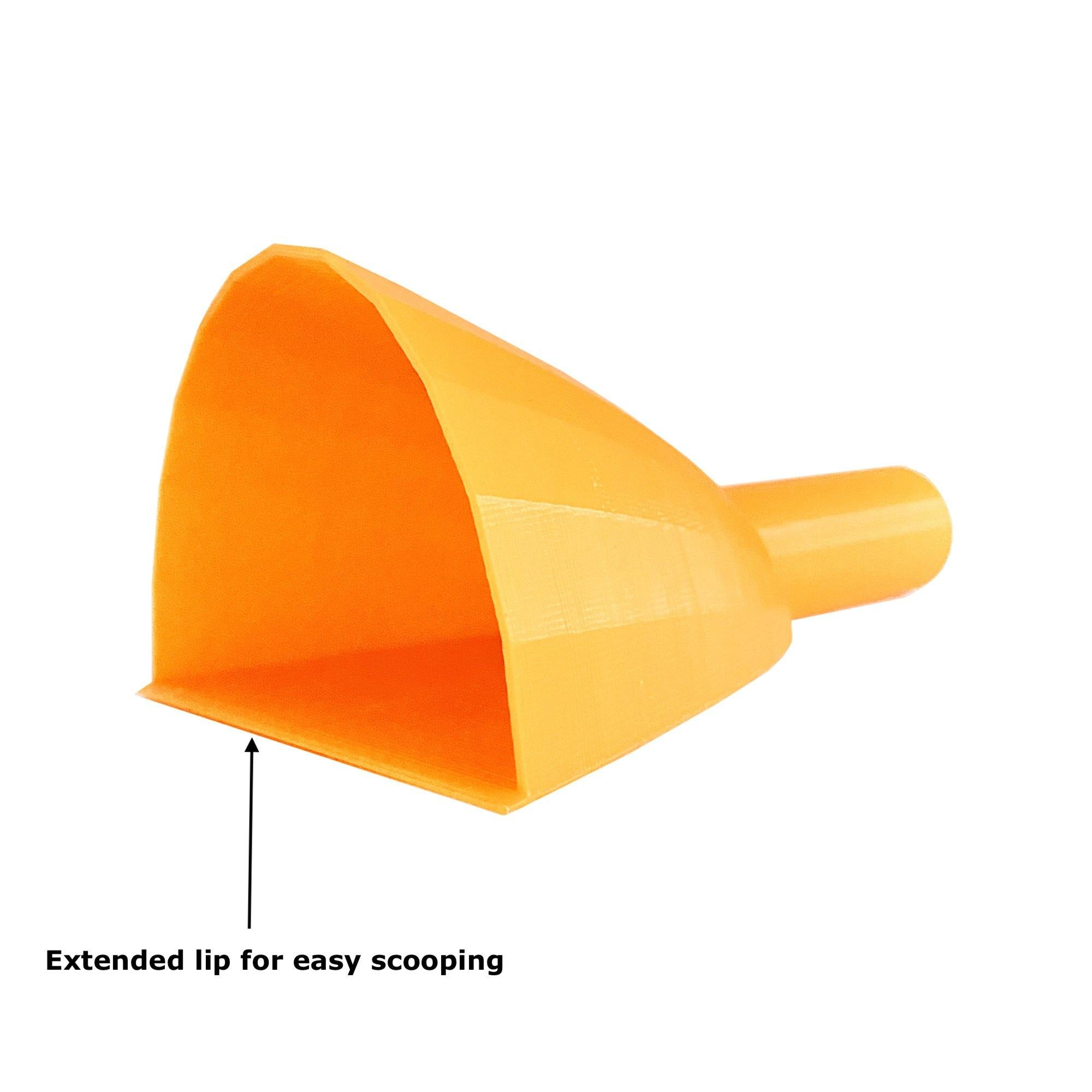 "1.5"" ROSIN BAG FUNNEL"