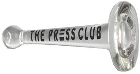SMALL ROSIN STAMP - The Press Club