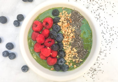 Fruitilicious Smoothie Bowl