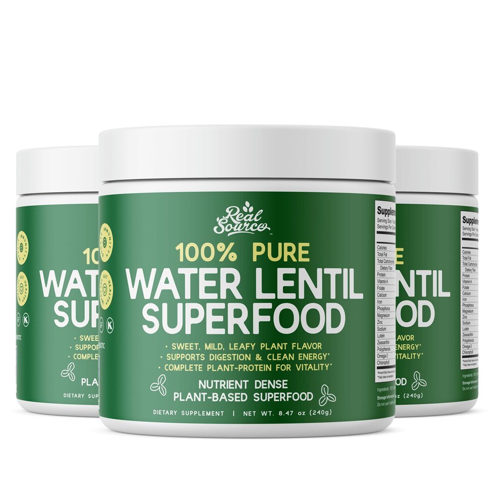 Water Lentil Superfood 3-Pack