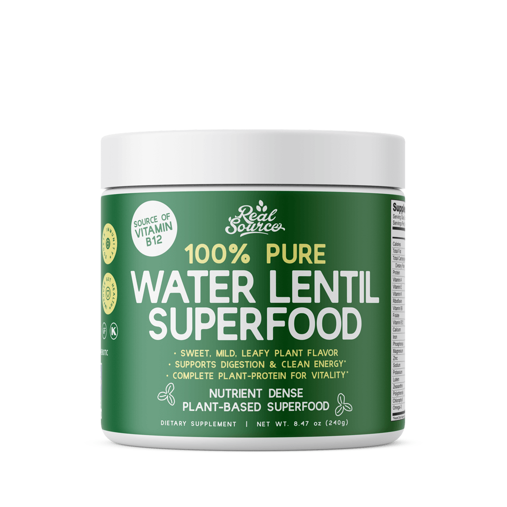 Water Lentil Superfood