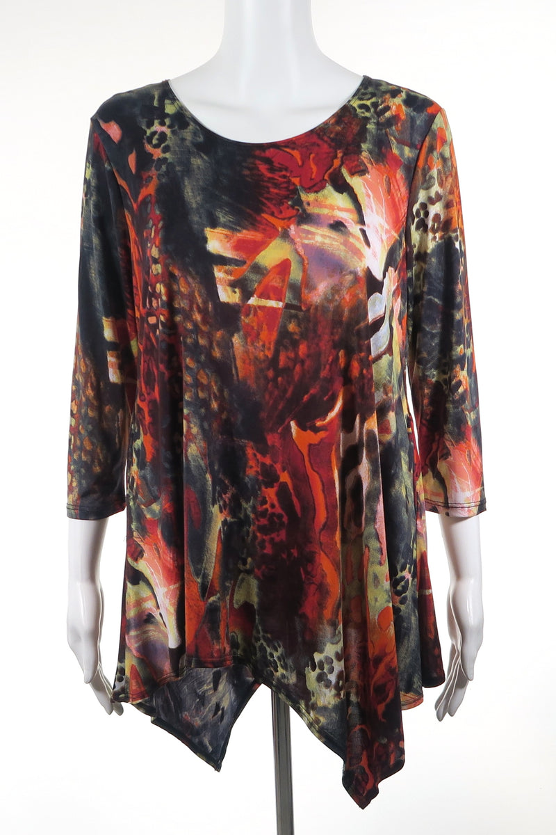 All-over Print Tunic