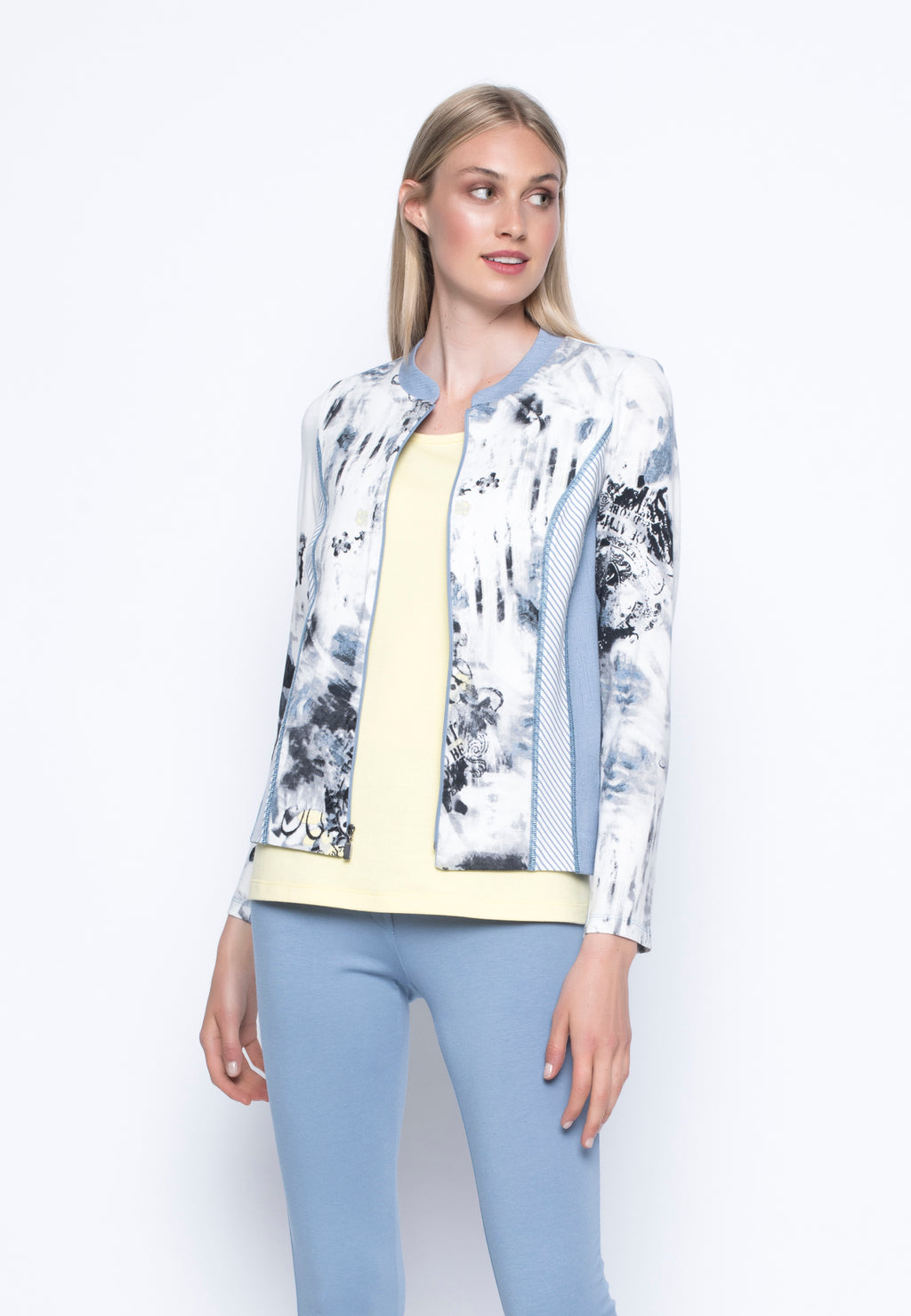 Stand-Up Collar Jacket