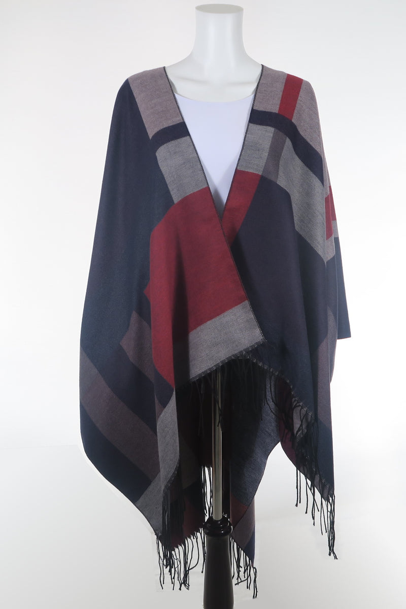 Plaid Shawl