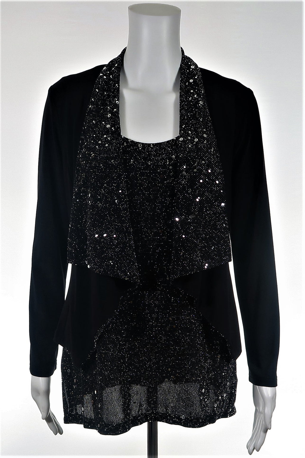 Moonlit Nights Hip Length Bolero
