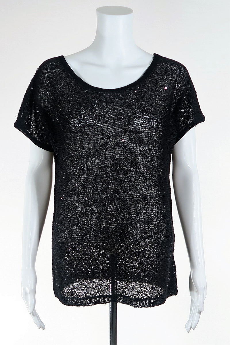 Sequined Shirt