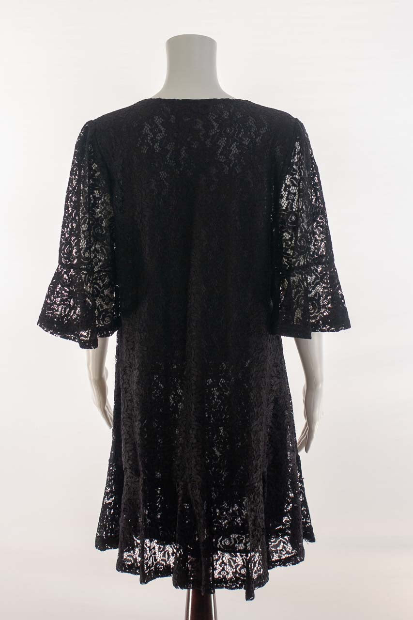 Lined Lace Tunic