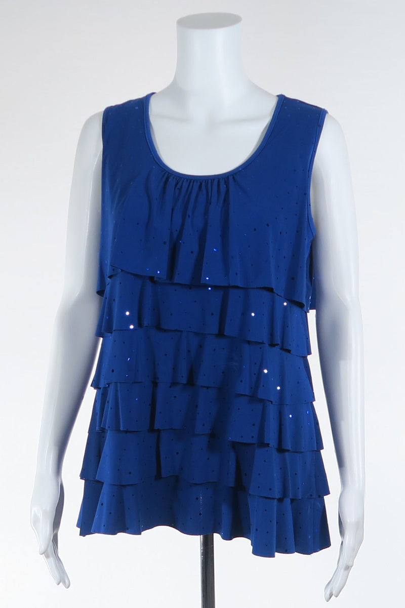 Bling Sleeveless Top