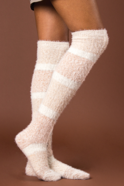 Feather Weather Tall Socks