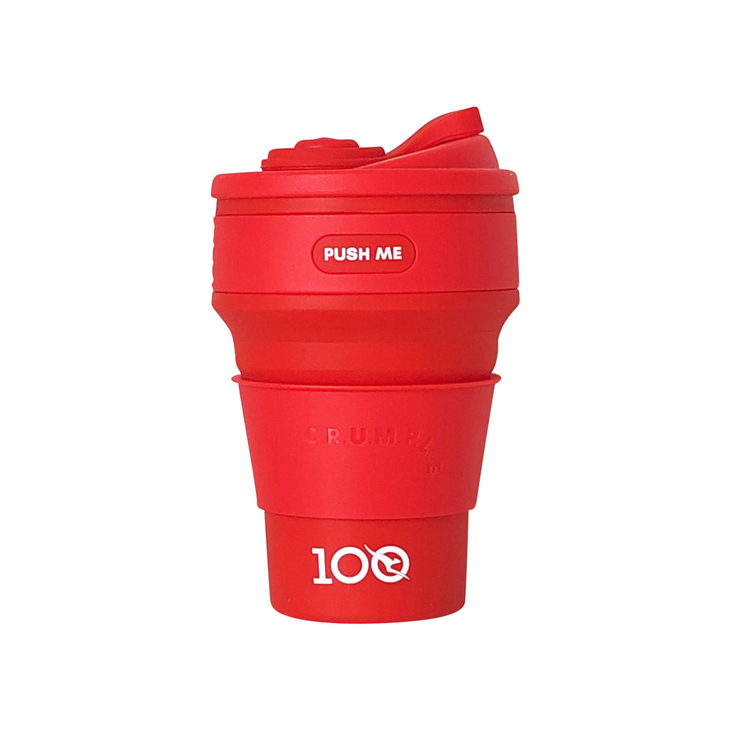 QANTAS CENTENARY ECO CUP - RED