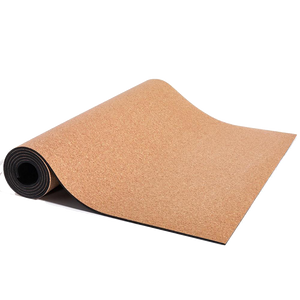 Biodegradable Cork Yoga Mat