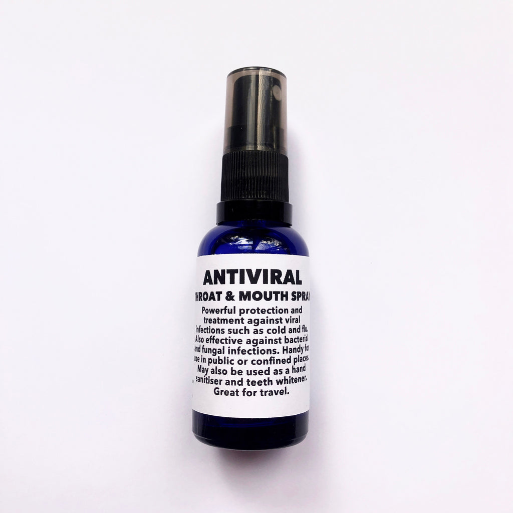 Antiviral Throat and Mouth Spray
