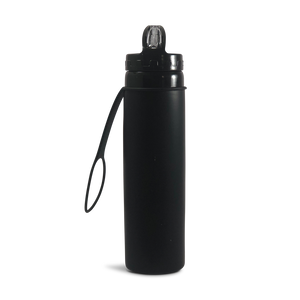Collapsible Water Bottle - Silicone 600ml