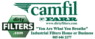 Camfil AC Filters Supplier