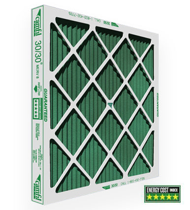 10x25x1 Inch Farr 30/30 Pleated Filter - 12 Pack<br/>$15.20 each
