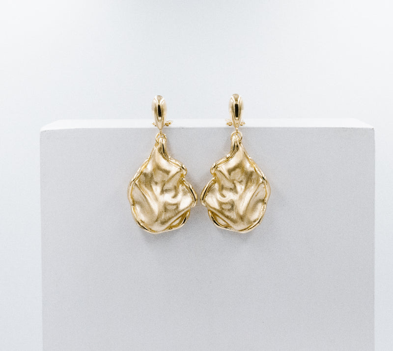 Riviére earrings