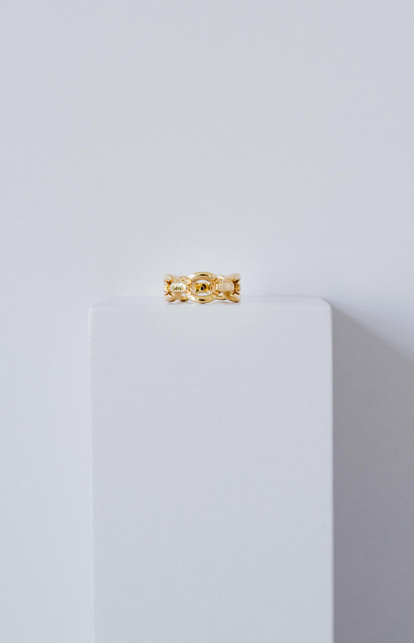 Boyfriend Chain ring