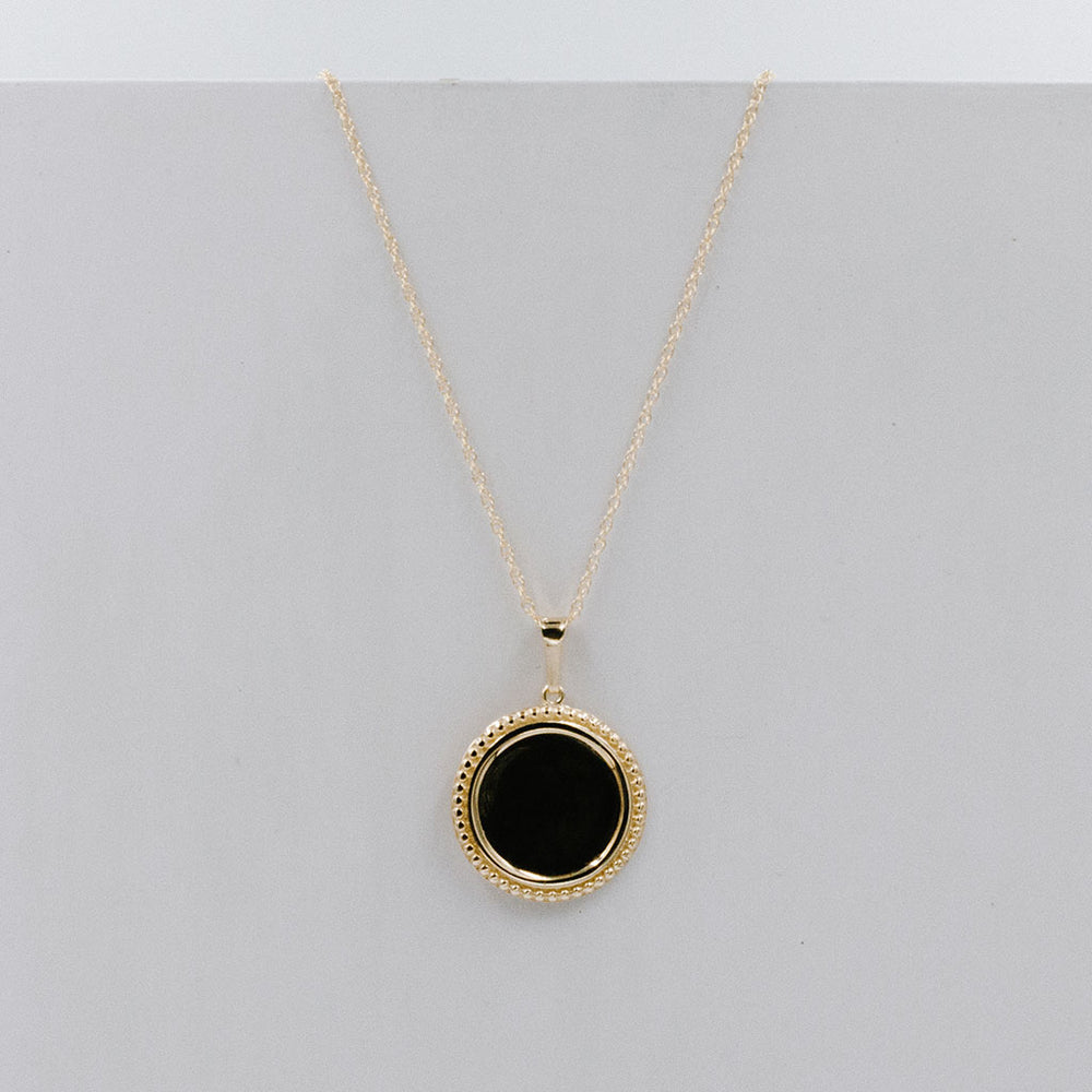 Collar Single Coin Frame