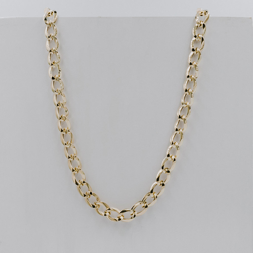 Boyfriend Chain Overzided Neckalce