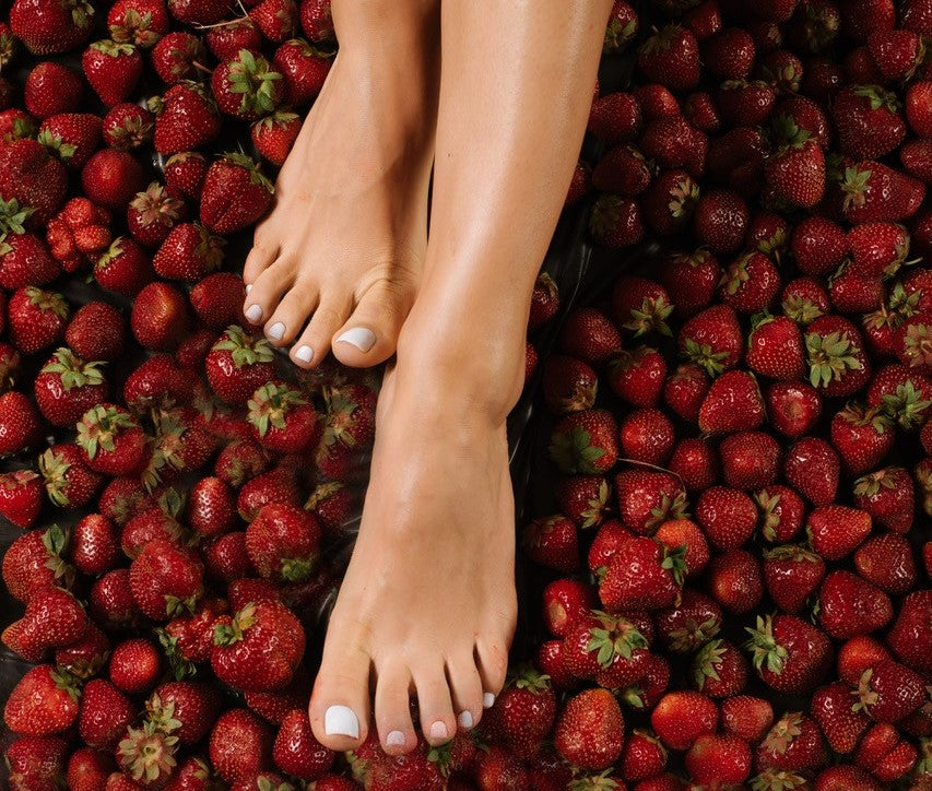 How To Get Rid Of Strawberry Legs Naturally And Fast Brzlnskin