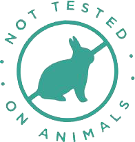 NOT TESTED ON ANIMALS