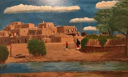 A Close Relationship with Taos Pueblo