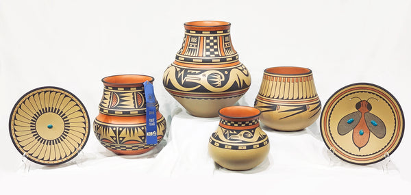 Cavan Gonzales Pottery Collection